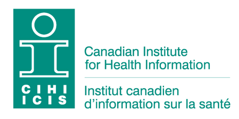 Canadian Institute of Health  Information Logo